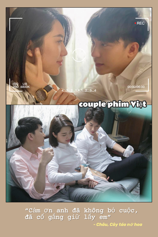Cây táo nở hoa: Lý do cặp đôi Châu - Phong khiến fan u mê, dẫu qua bao drama vẫn không ngừng yêu mến - Ảnh 2.