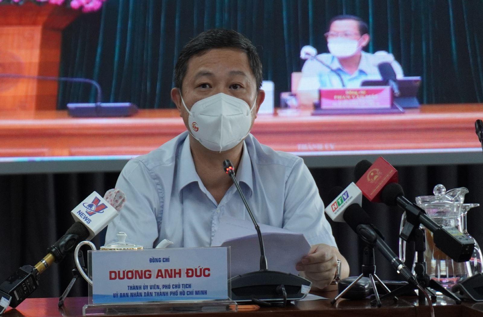 """Sau ngày 15/9, TP Hồ Chí Minh tiếp tục giãn cách xã hội, chưa áp dụng """"thẻ xanh"""" - Ảnh 1."""