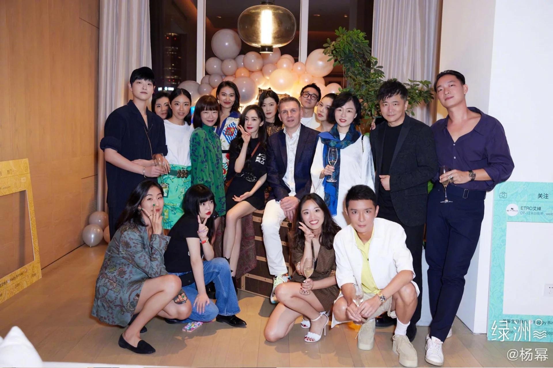 thời trang của Dương Mịch - Ảnh 9.