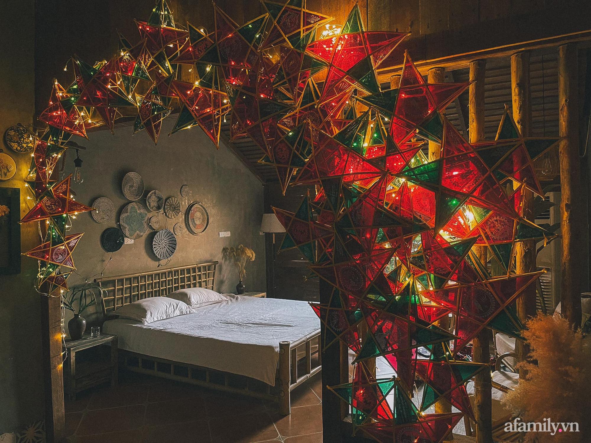 Phòng ngủ lung linh rực rỡ sắc màu Trung thu nhờ bàn tay khéo decor của cô gái Hà Nội - Ảnh 1.
