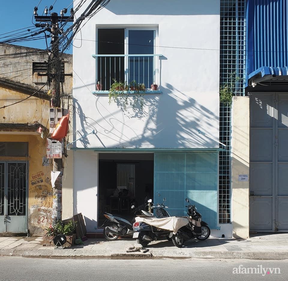 Nhà phố 60m2 cải tạo đẹp không góc chết của vợ chồng giáo viên mỹ thuật ở Hải Phòng - Ảnh 2.