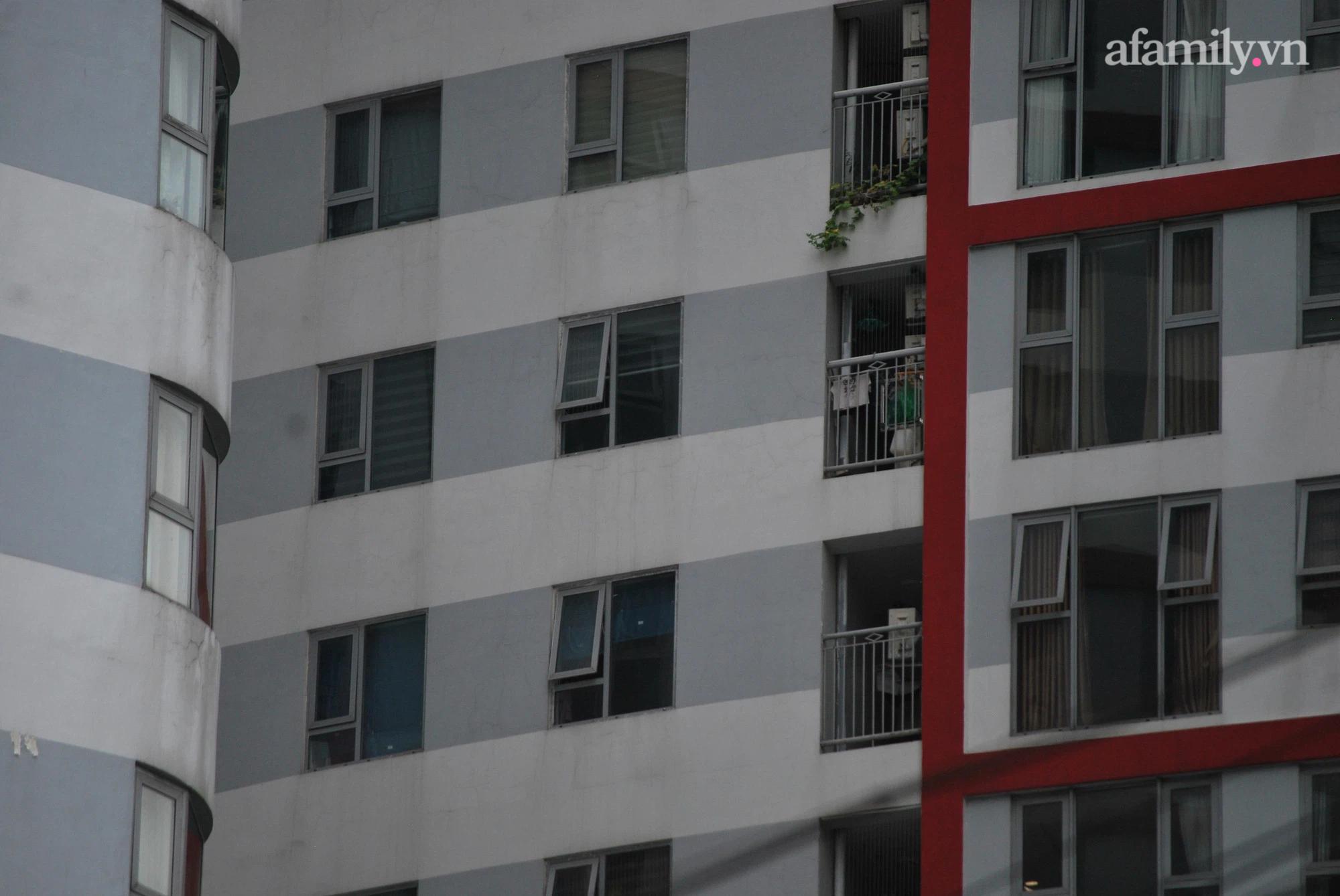 Ca mắc mới Covid-19 ghi nhận tại một tòa chung cư địa chỉ 360 Giải Phóng