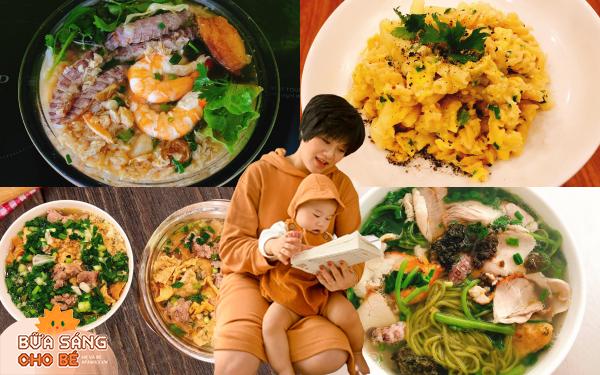 Con trai bị dị ứng nặng khiến mẹ phải test kỹ từng món ăn, thành quả là thực đơn bữa sáng ai cũng trầm trồ