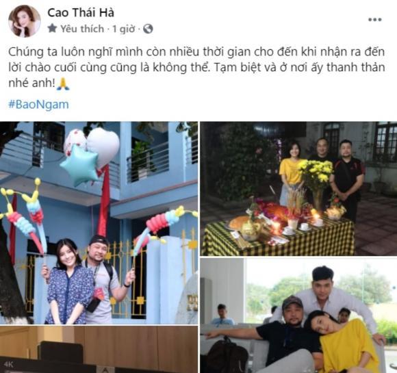 Tin buồn: Nam nghệ sĩ Việt trẻ tuổi qua đời vì Covid-19 - Ảnh 3.