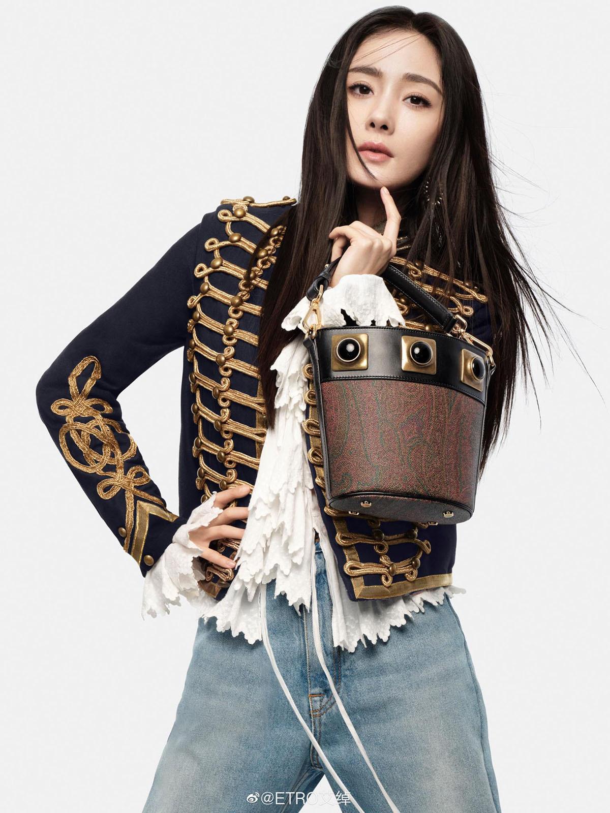 thời trang của Dương Mịch - Ảnh 7.