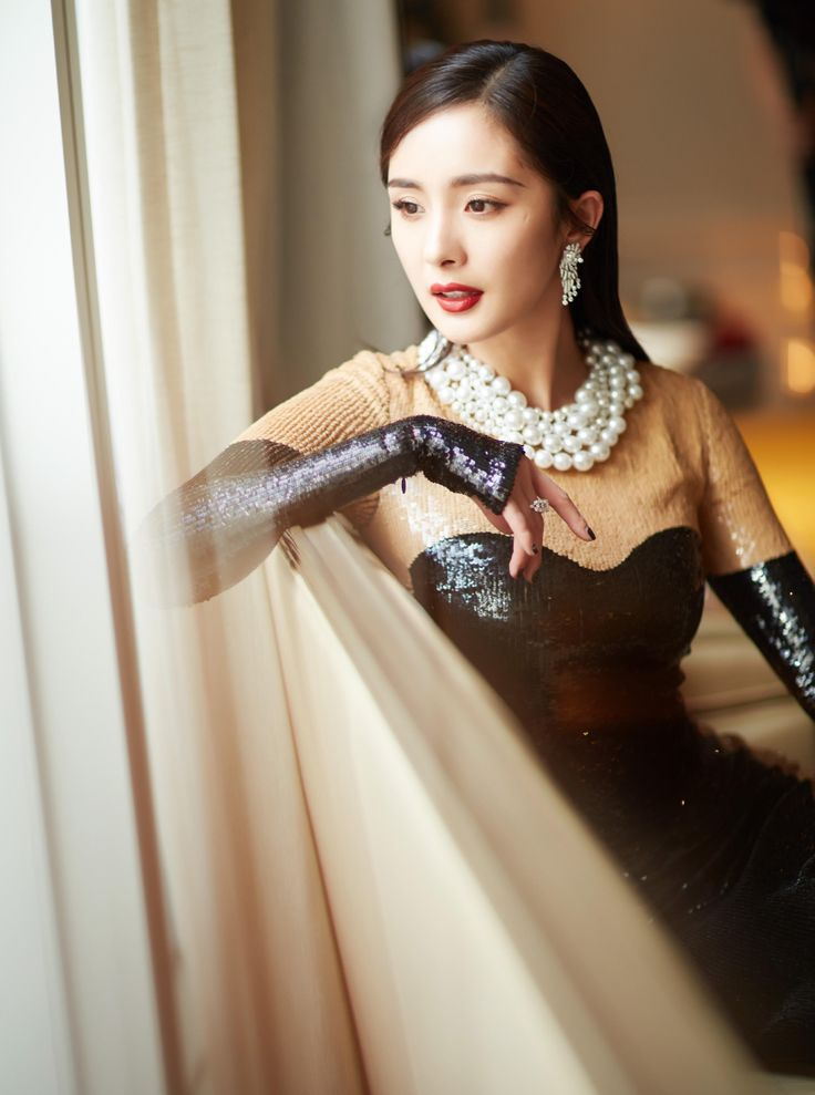 thời trang của Dương Mịch - Ảnh 1.