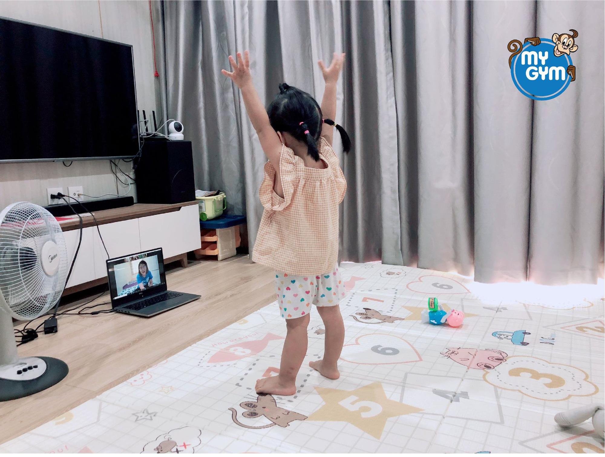 Ra mắt khóa học Gym Online cho trẻ Việt Nam, giáo trình tương tự trẻ em Mỹ - Ảnh 2.
