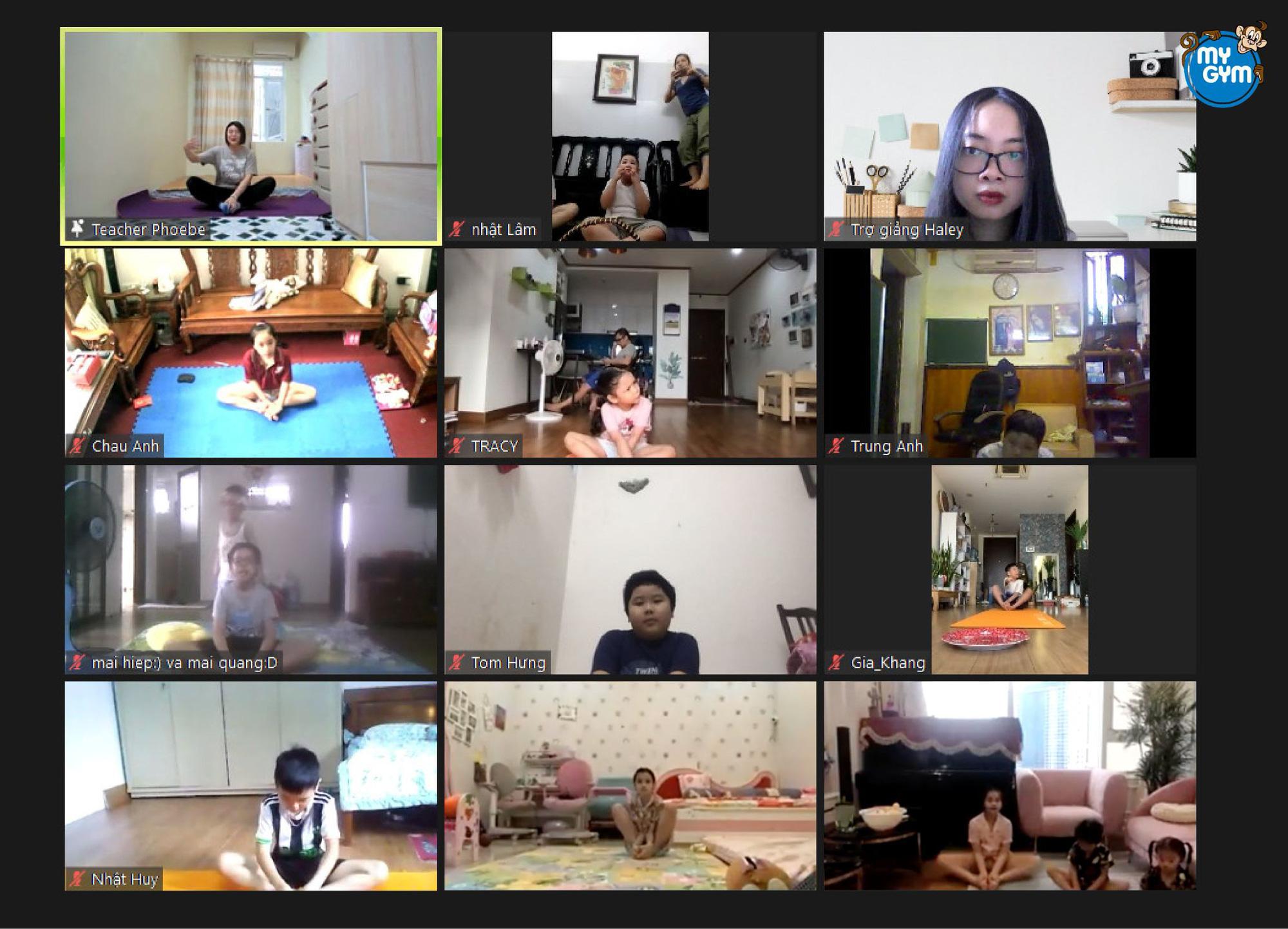 Ra mắt khóa học Gym Online cho trẻ Việt Nam, giáo trình tương tự trẻ em Mỹ - Ảnh 3.