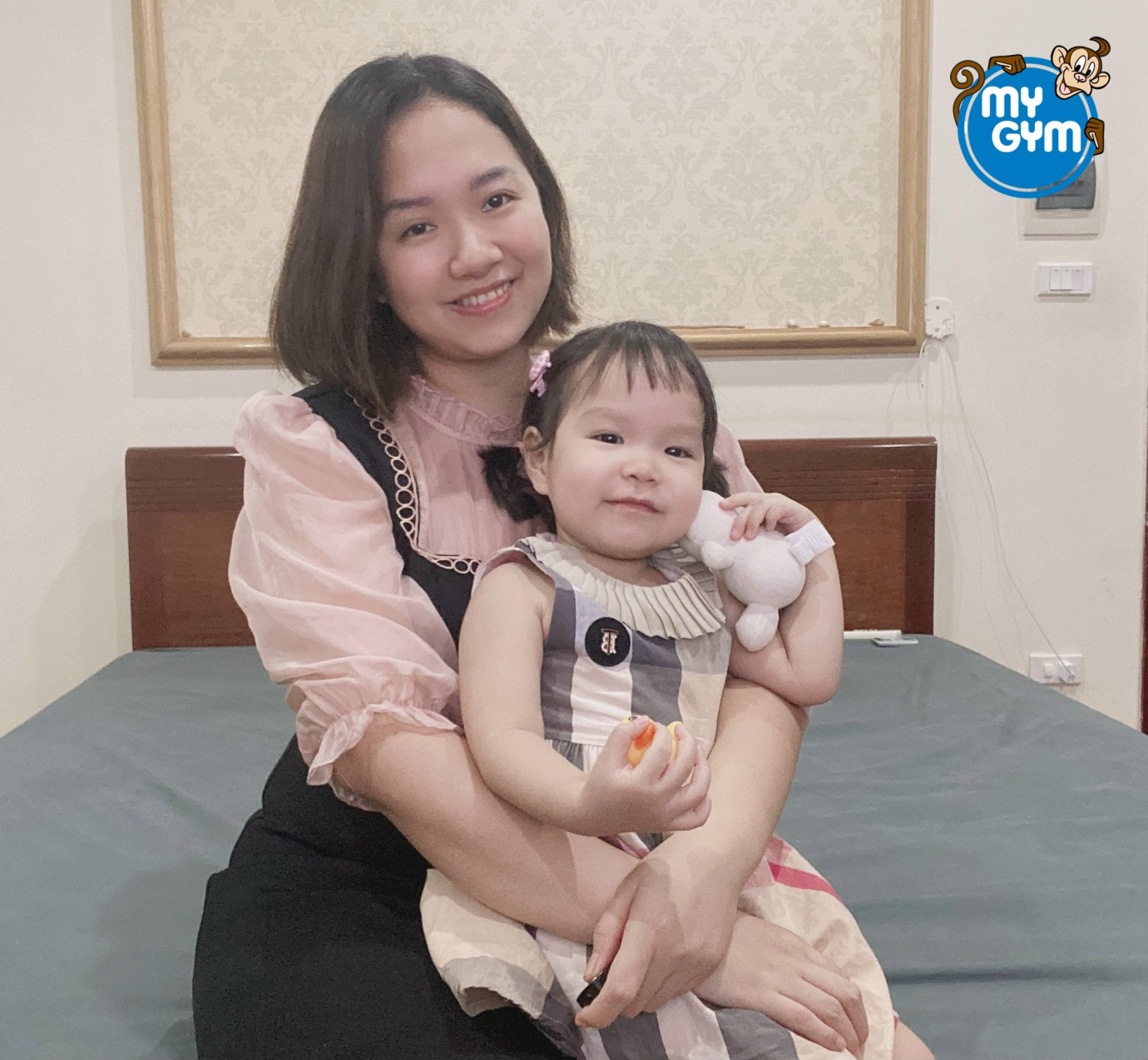 Ra mắt khóa học Gym Online cho trẻ Việt Nam, giáo trình tương tự trẻ em Mỹ - Ảnh 4.