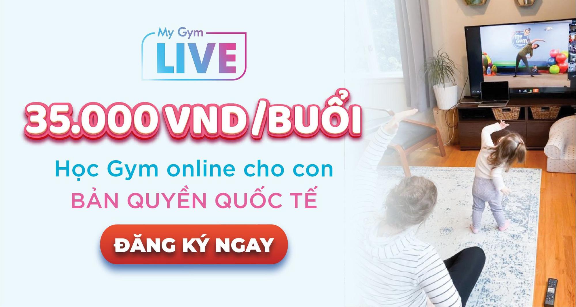 Ra mắt khóa học Gym Online cho trẻ Việt Nam, giáo trình tương tự trẻ em Mỹ - Ảnh 5.