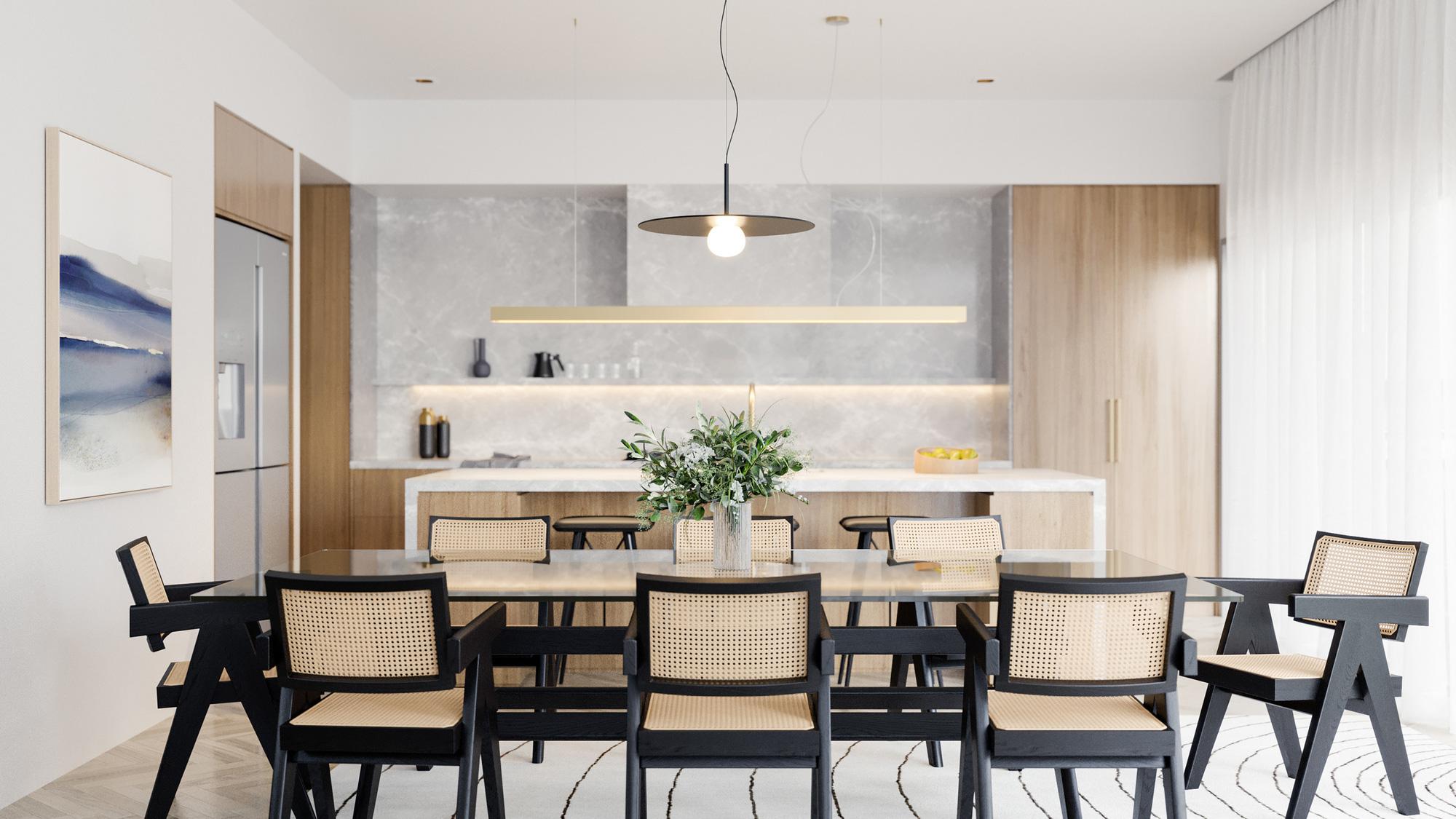 Tư vấn thiết kế nhà cấp 4 diện tích 120m² cho gia đình 6 thành viên chi phí 200 triệu - Ảnh 5.