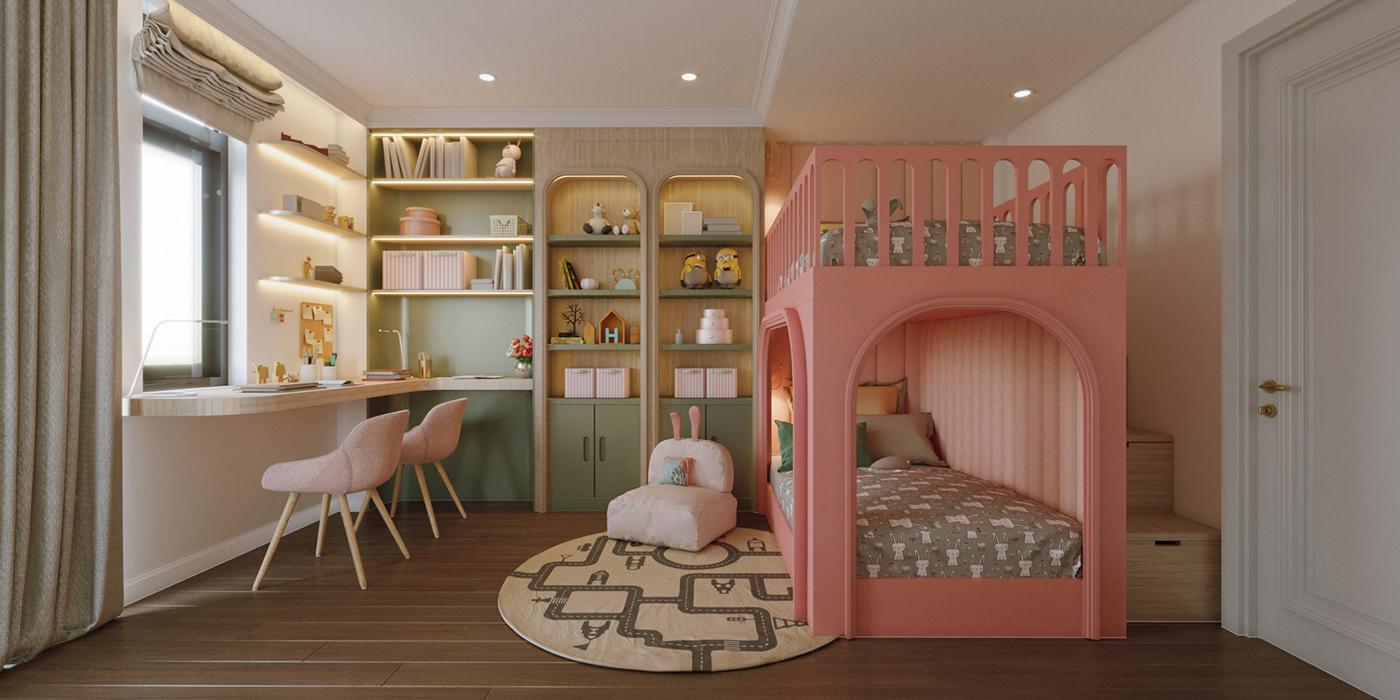 Tư vấn thiết kế nhà cấp 4 diện tích 120m² cho gia đình 6 thành viên chi phí 200 triệu - Ảnh 9.