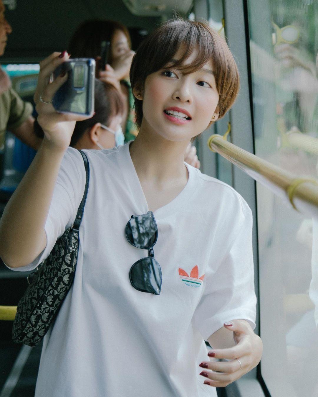 5 mỹ nhân Việt để tóc ngắn xuất sắc nhất: Ngắm là muốn cắt phăng mái tóc dài, nàng 30+ tìm được nhiều kiểu siêu hợp - Ảnh 13