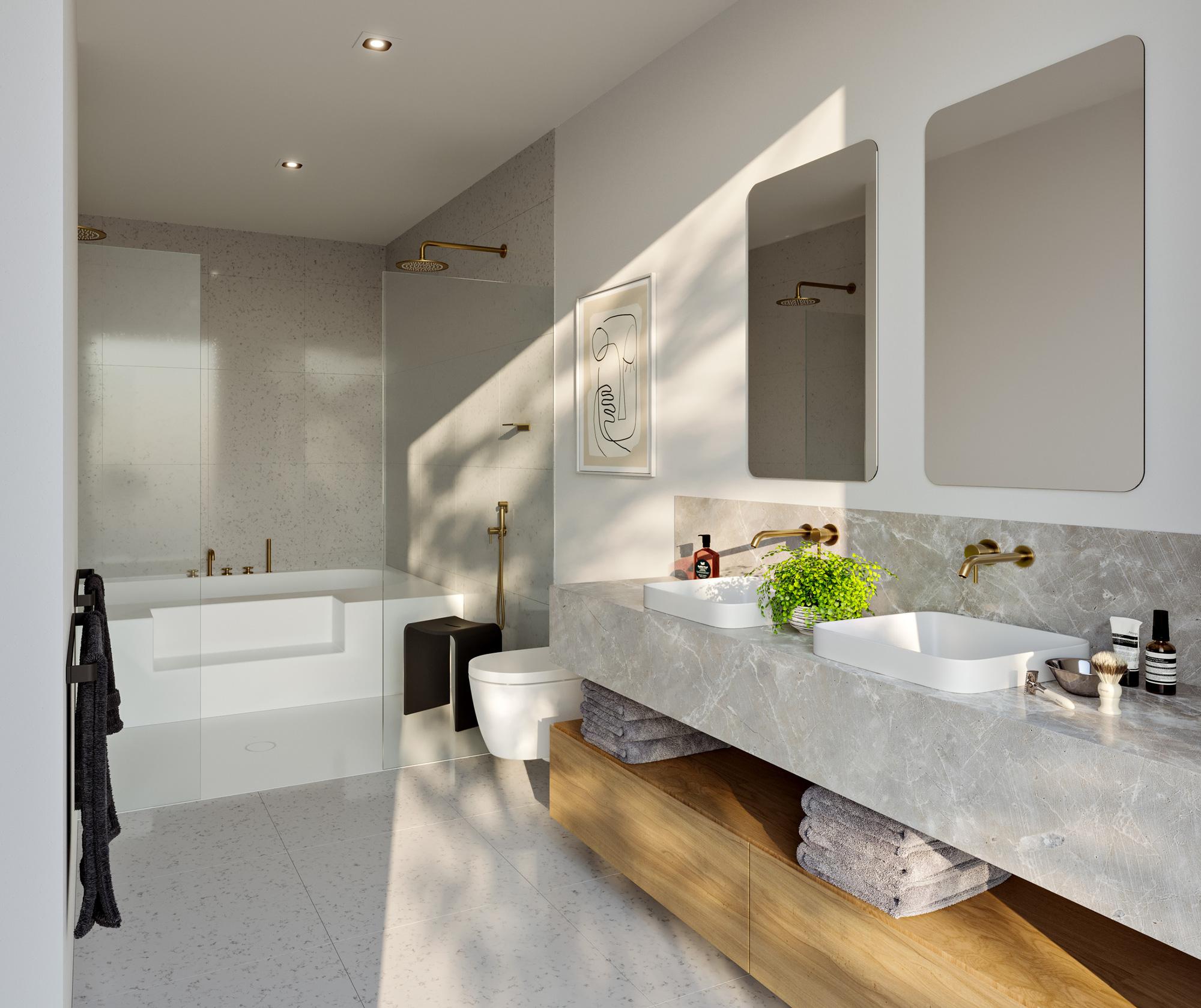 Tư vấn thiết kế nhà cấp 4 diện tích 120m² cho gia đình 6 thành viên chi phí 200 triệu - Ảnh 12.