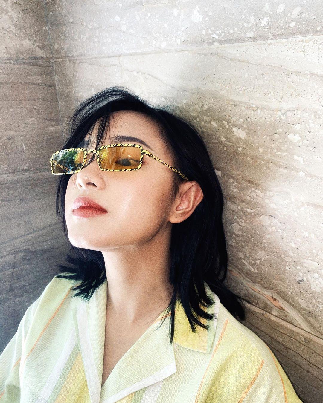 5 mỹ nhân Việt để tóc ngắn xuất sắc nhất: Ngắm là muốn cắt phăng mái tóc dài, nàng 30+ tìm được nhiều kiểu siêu hợp - Ảnh 3