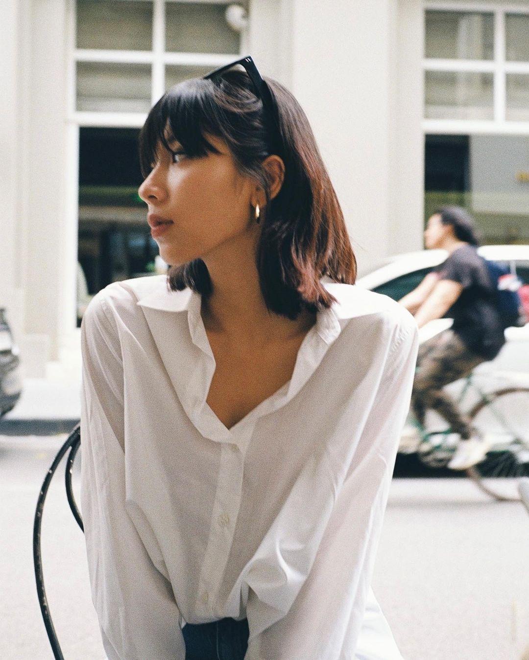 5 mỹ nhân Việt để tóc ngắn xuất sắc nhất: Ngắm là muốn cắt phăng mái tóc dài, nàng 30+ tìm được nhiều kiểu siêu hợp - Ảnh 8
