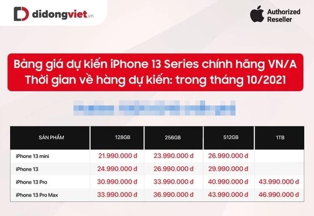 iPhone 13 chưa ra mắt khách Việt đã săn mua, nhiều cửa hàng chào khách đặt cọc trước - Ảnh 9.
