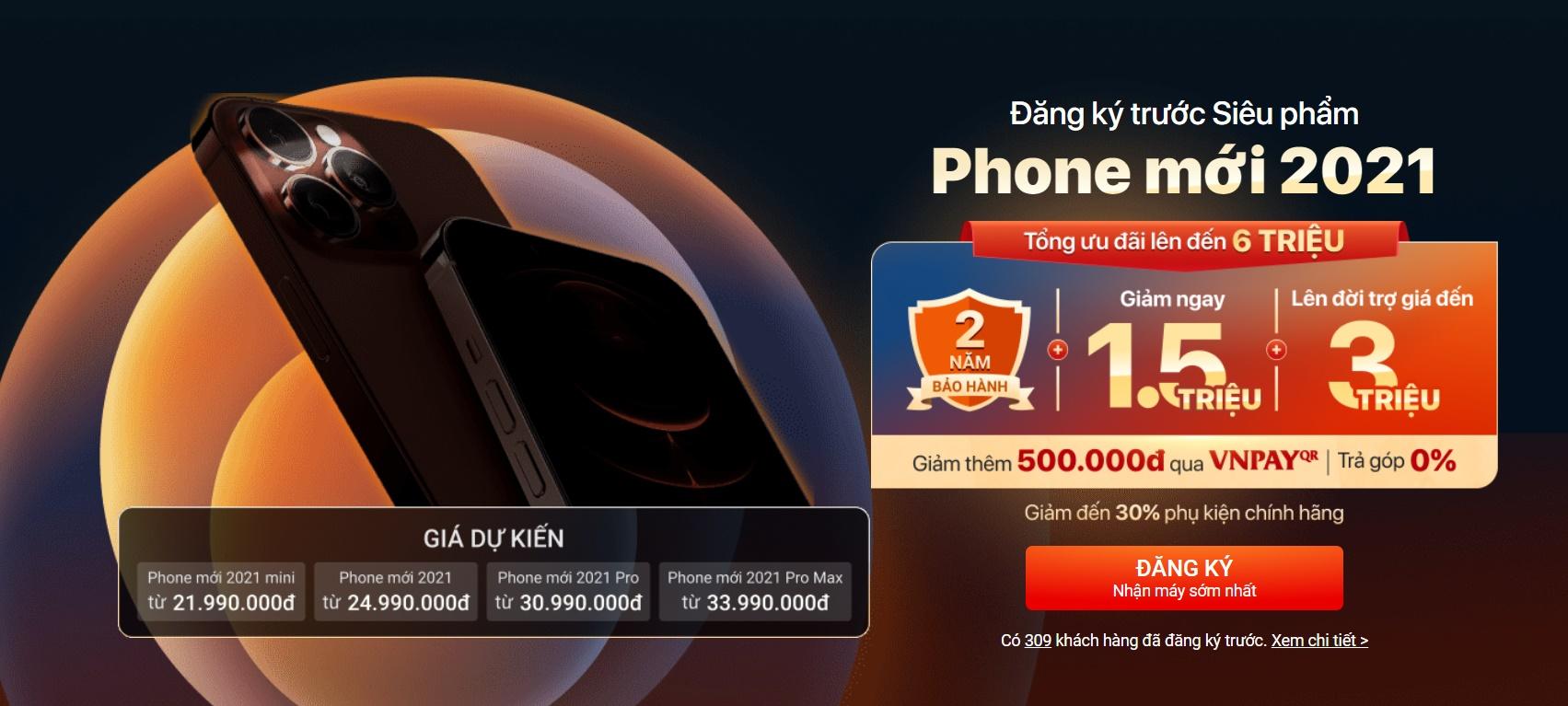 iPhone 13 chưa ra mắt, khách Việt Nam đã săn mua, có cửa hàng chào khách đặt cọc tiền - Ảnh 4.