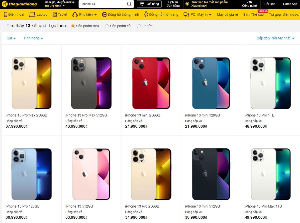 iPhone 13 chưa ra mắt, khách Việt Nam đã săn mua, có cửa hàng chào khách đặt cọc tiền - Ảnh 7.