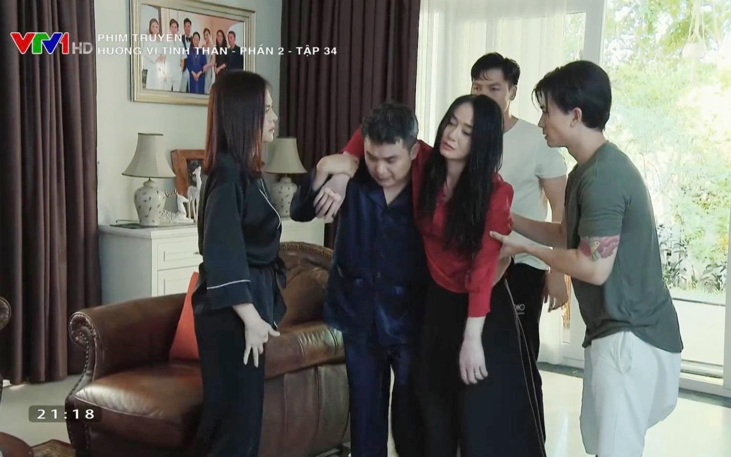 Hương vị tình thân: Thành viên ê kíp trả lời vì sao bà Xuân nhảy cầu ban đêm, về nhà ban ngày