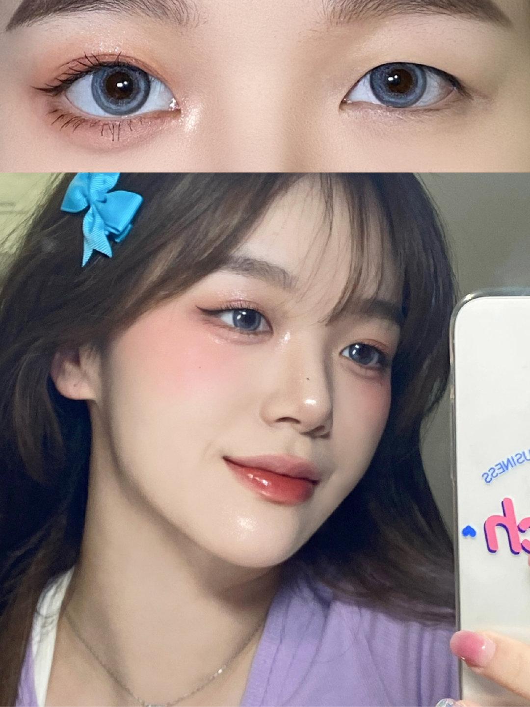 Triệu Lệ Dĩnh makeup - Ảnh 9.