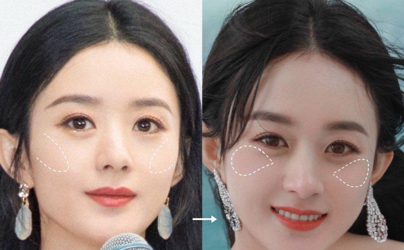 Triệu Lệ Dĩnh makeup - Ảnh 11.