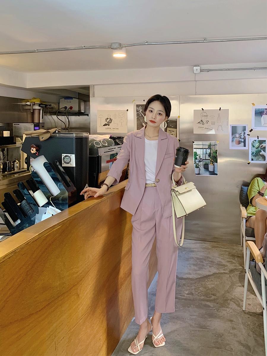 Bổ túc ngay 11  cách mặc blazer đẹp như hội blogger châu Á để nàng công sở luôn sang xịn khi tới sở làm - Ảnh 5.