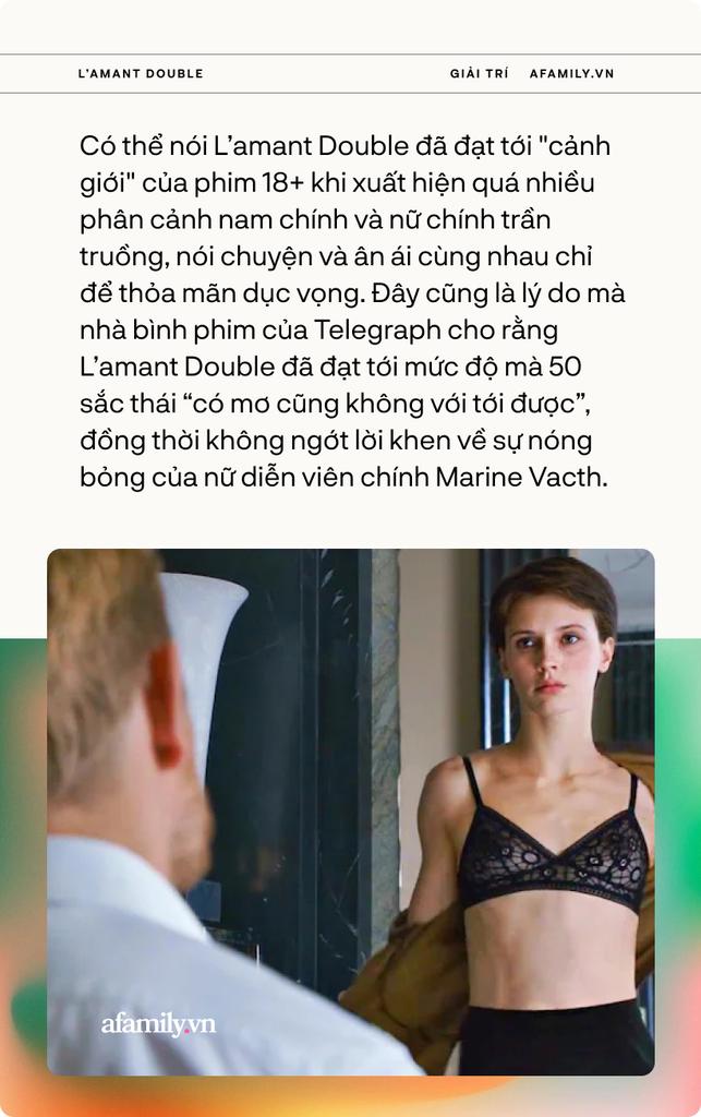 """Phim 18+ đáng xem: Nữ chính bị anh ruột bạn trai cưỡng bức, cảnh nóng ngập tràn đến 50 sắc thái cũng """"không có cửa"""" - Ảnh 6."""