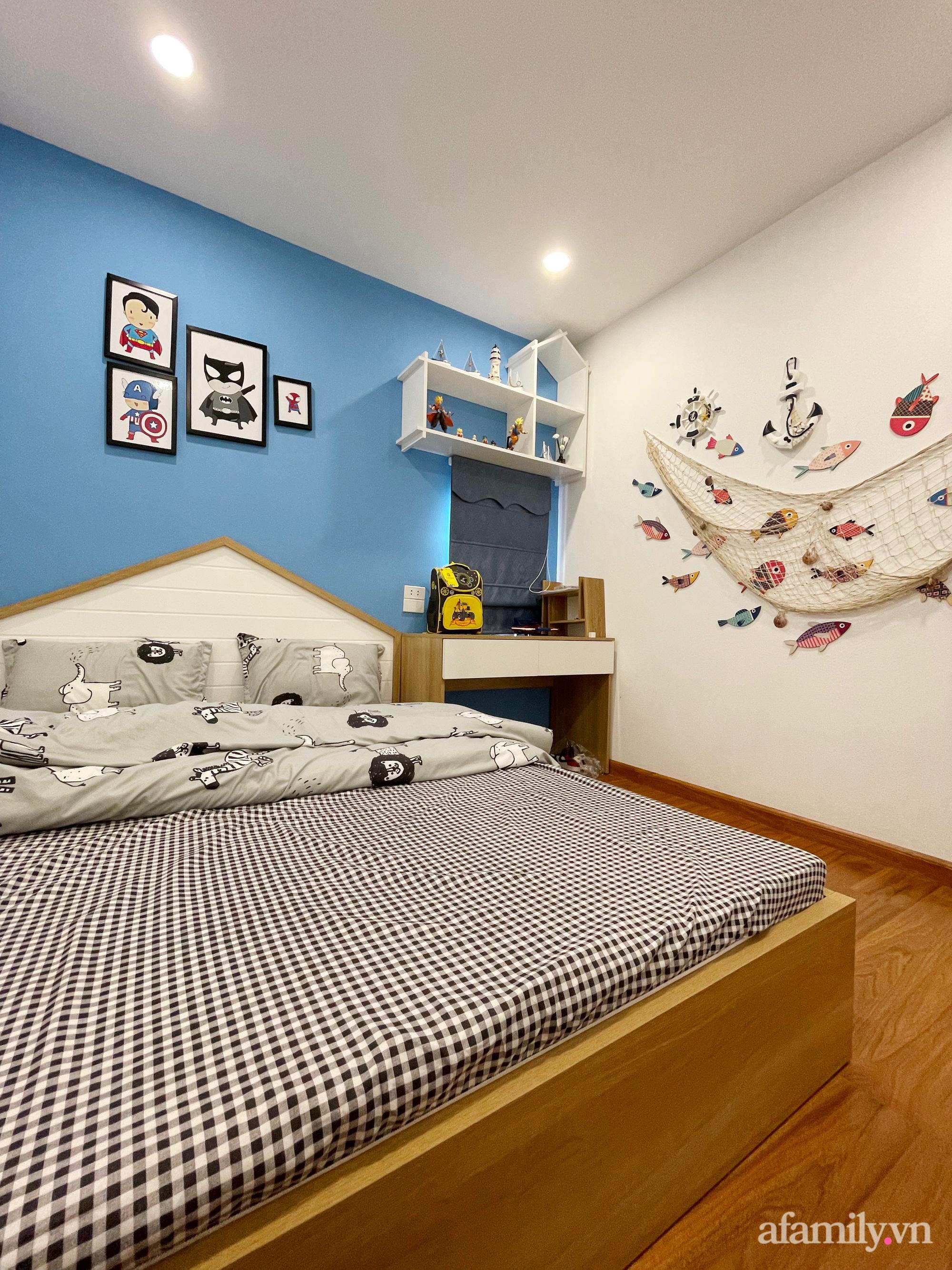 Căn nhà 58m2 được xây dựng đầy đủ chức năng hiện đại của cặp vợ chồng Bắc Ninh có tổng lương 25 triệu/tháng - Ảnh 14.