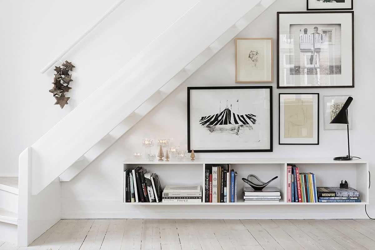 Nếu nhà bạn có gầm cầu thang thì không nên bỏ qua 7 gợi ý hữu ích này - Ảnh 10.