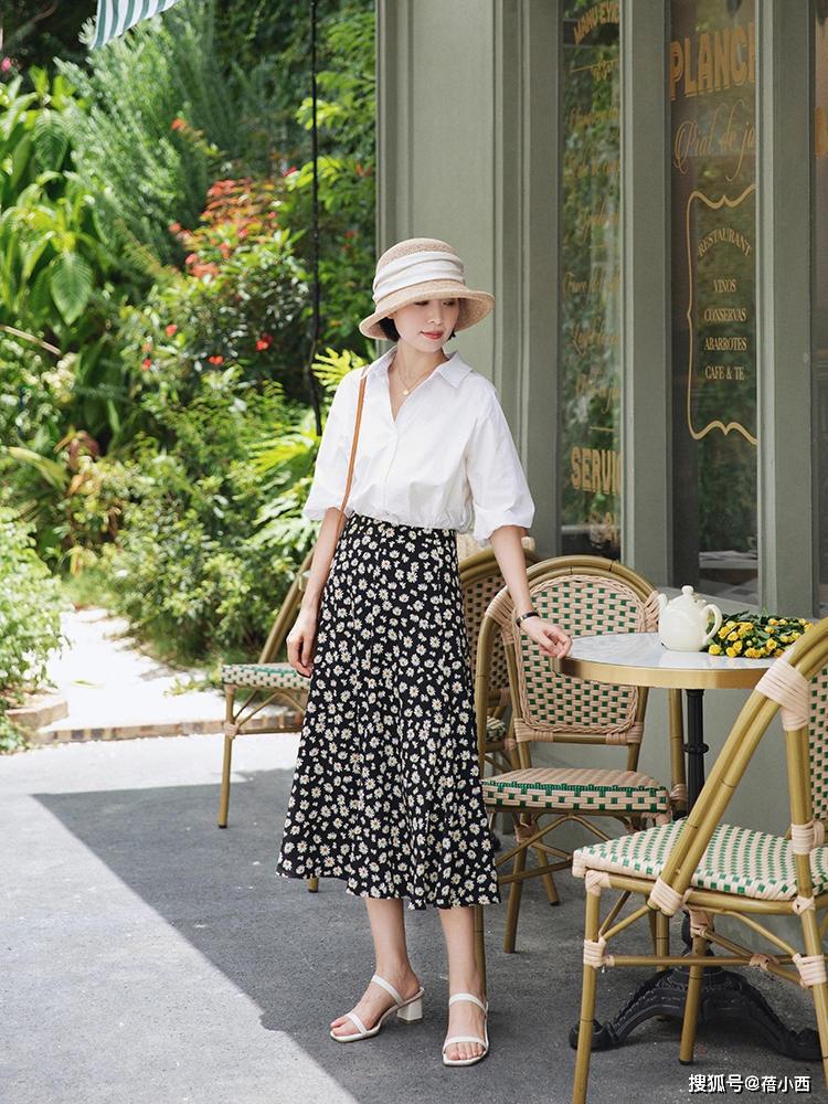 9 cách diện chân váy dài sang xịn mà hội blogger châu Á đang áp dụng nhiệt tình - Ảnh 2.