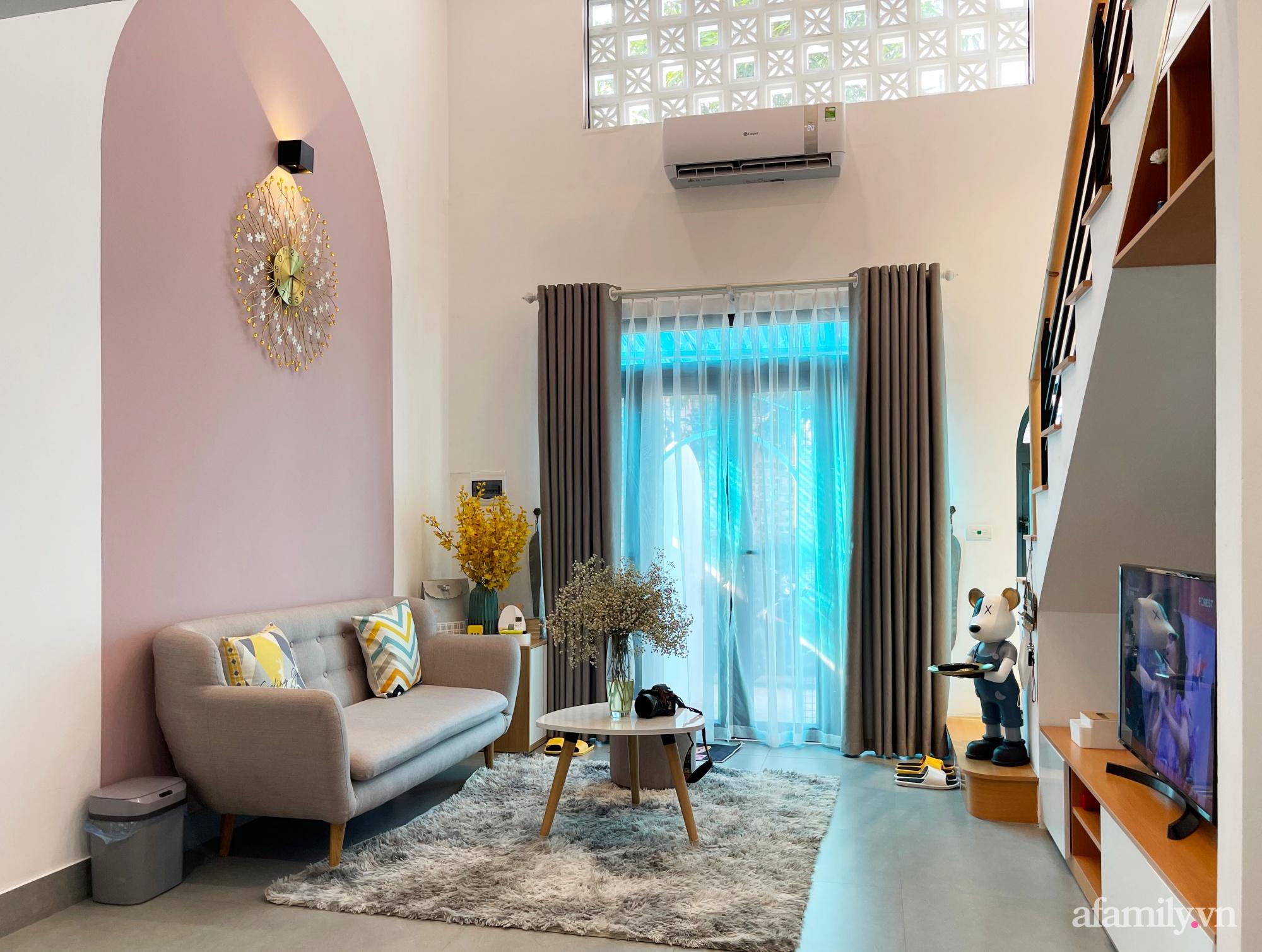 Căn nhà 58m2 được xây dựng đầy đủ chức năng hiện đại của cặp vợ chồng Bắc Ninh có tổng lương 25 triệu/tháng - Ảnh 5.