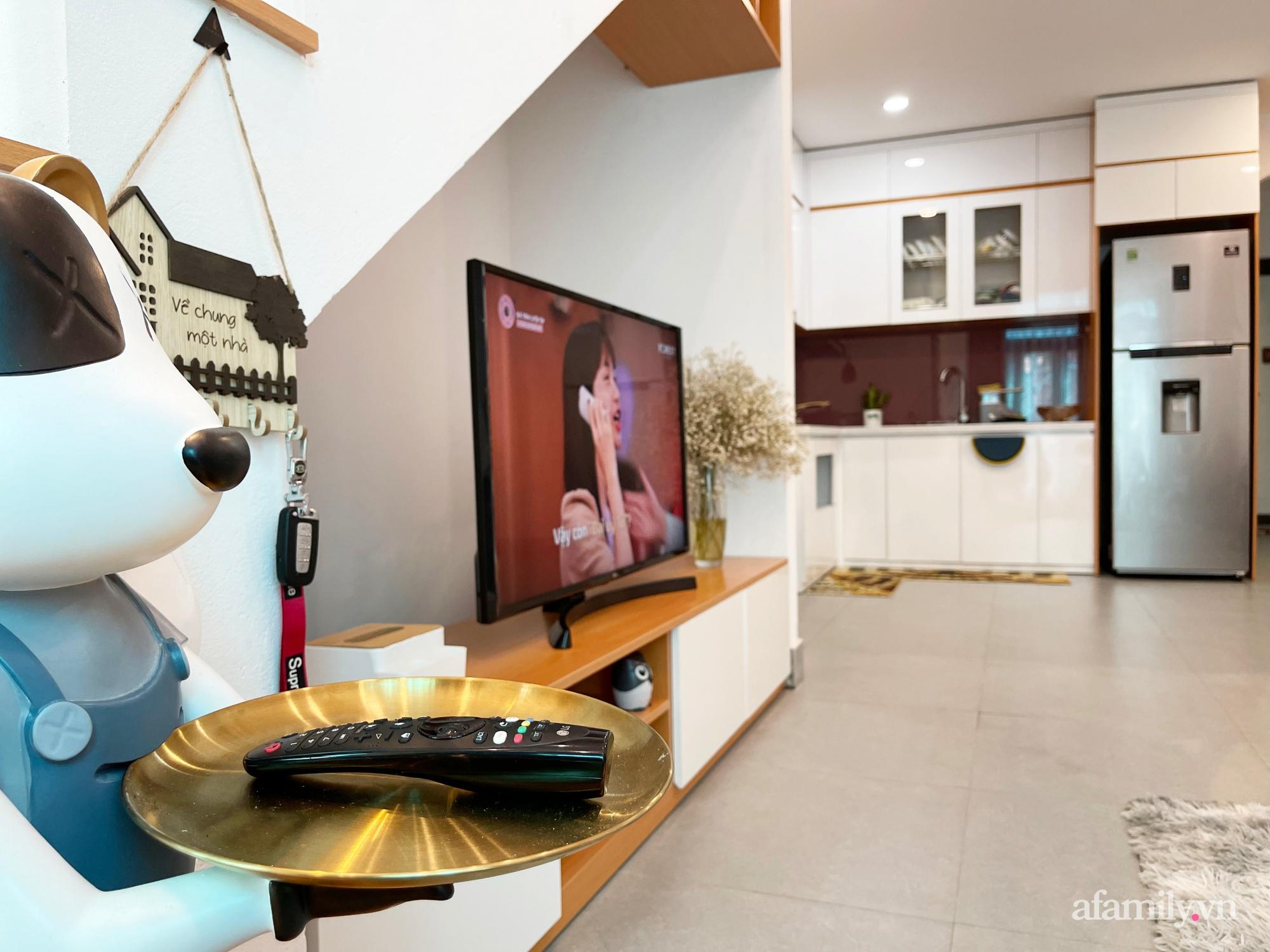Căn nhà 58m2 được xây dựng đầy đủ chức năng hiện đại của cặp vợ chồng Bắc Ninh có tổng lương 25 triệu/tháng - Ảnh 4.