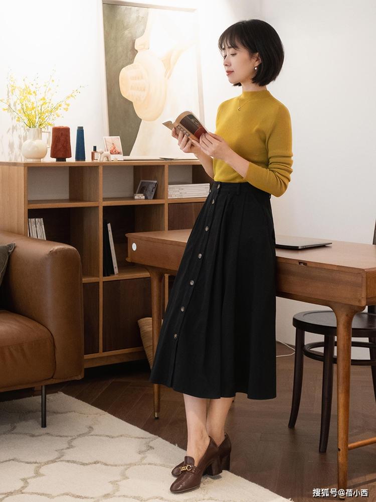 9 cách diện chân váy dài sang xịn mà hội blogger châu Á đang áp dụng nhiệt tình - Ảnh 7.