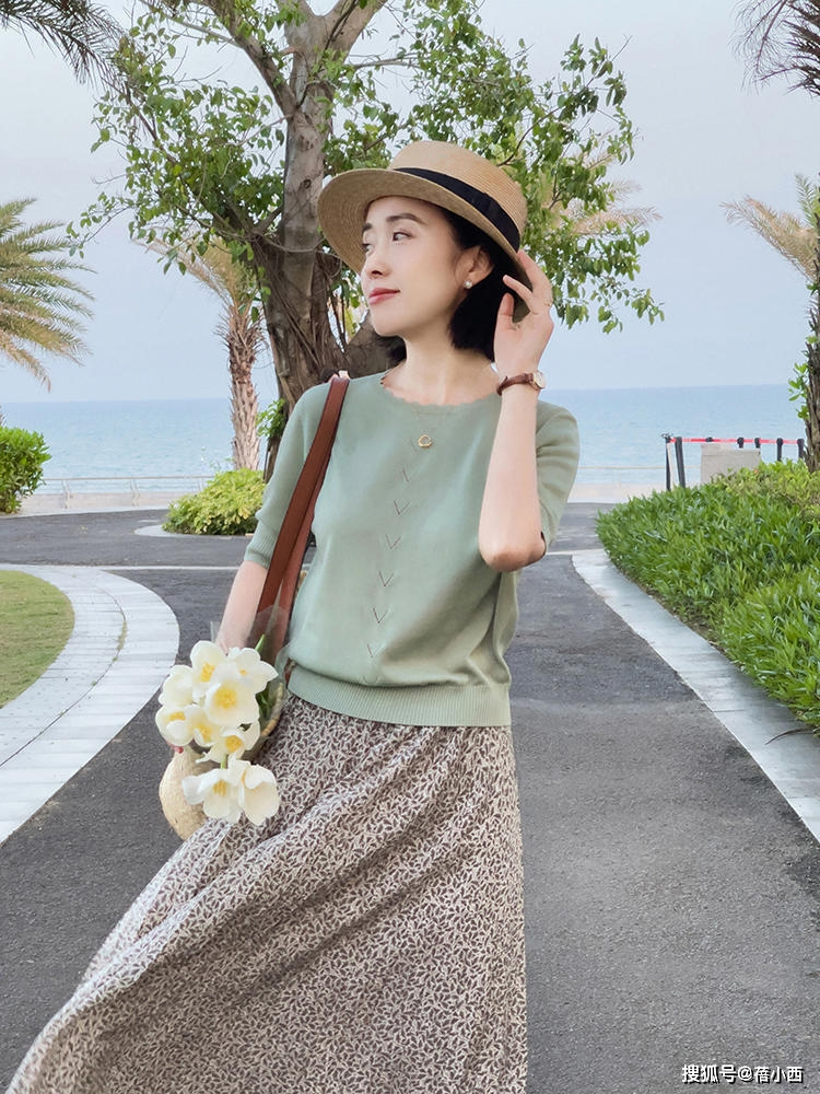 9 cách diện chân váy dài sang xịn mà hội blogger châu Á đang áp dụng nhiệt tình - Ảnh 1.