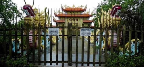 Xôn xao hình ảnh nhà thờ Tổ của Hoài Linh đóng cửa im lìm trong ngày giỗ Tổ nghề? - Ảnh 3.