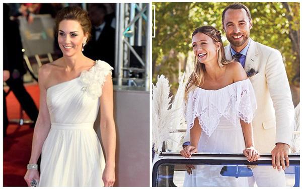 Em trai Công nương Kate tung ảnh cưới, kể chuyện về hôn lễ như mơ cho thấy gia đình cực kỳ hoàn mỹ của nàng dâu hoàng gia