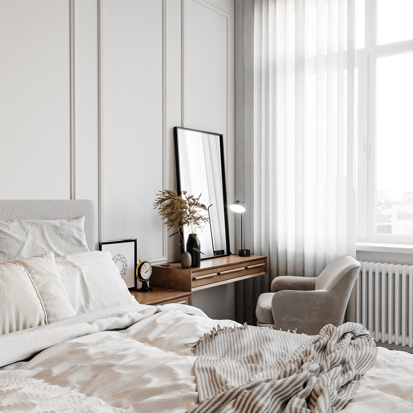 Kiến trúc sư tư vấn thiết kế căn hộ 67m² dành cho cô gái độc thân chi phí 98,3 triệu đồng  - Ảnh 8.