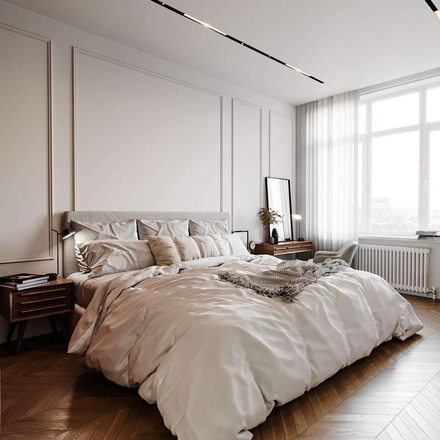 Kiến trúc sư tư vấn thiết kế căn hộ 67m² dành cho cô gái độc thân chi phí 98,3 triệu đồng  - Ảnh 9.