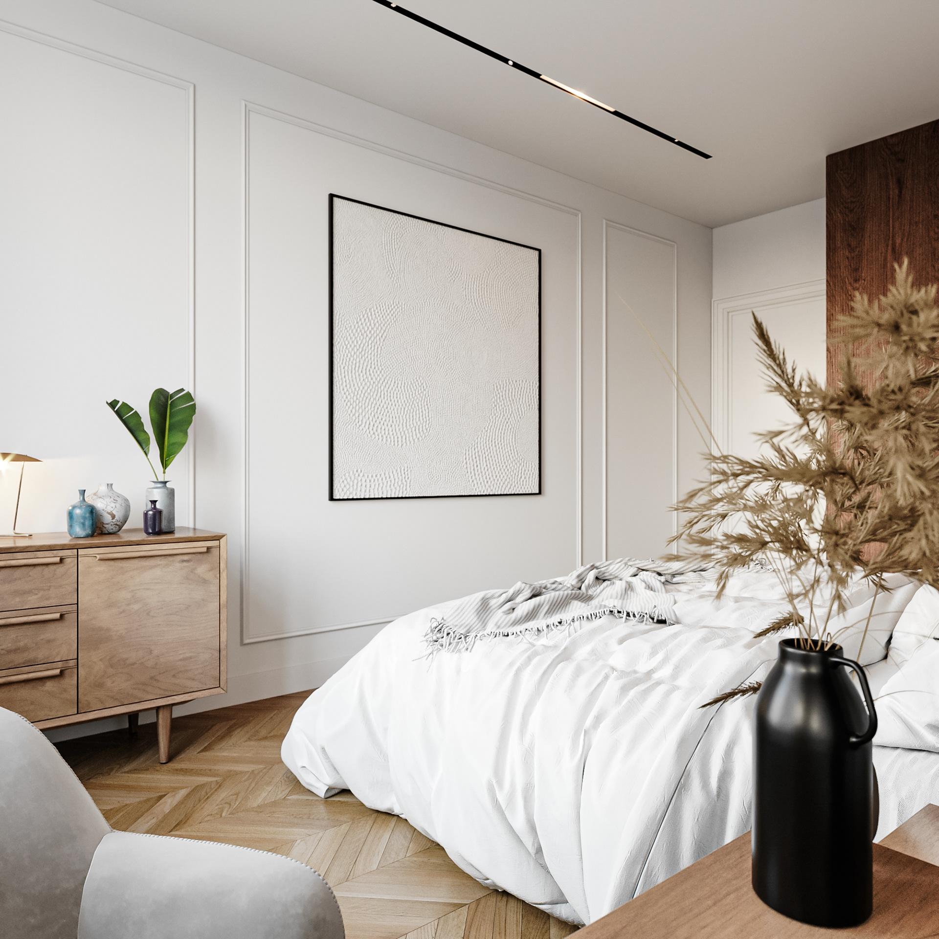 Kiến trúc sư tư vấn thiết kế căn hộ 67m² dành cho cô gái độc thân chi phí 98,3 triệu đồng  - Ảnh 10.