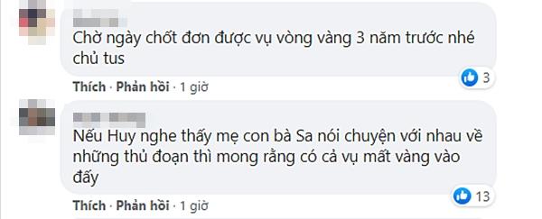 Hương vị tình thân: Bà Sa thú nhận tung clip hại Dương, Huy nghe được tất cả, fan đua nhau nhắc vụ vòng vàng - Ảnh 6.
