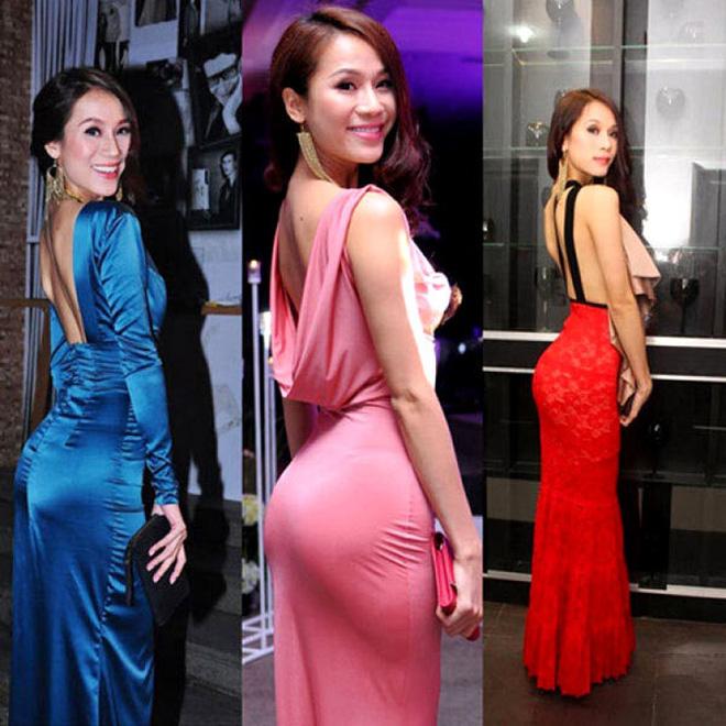 Người đẹp Việt nên học cách mặc quần độn mông để vòng 3 không... uốn lượn cung mây thế này - Ảnh 13.