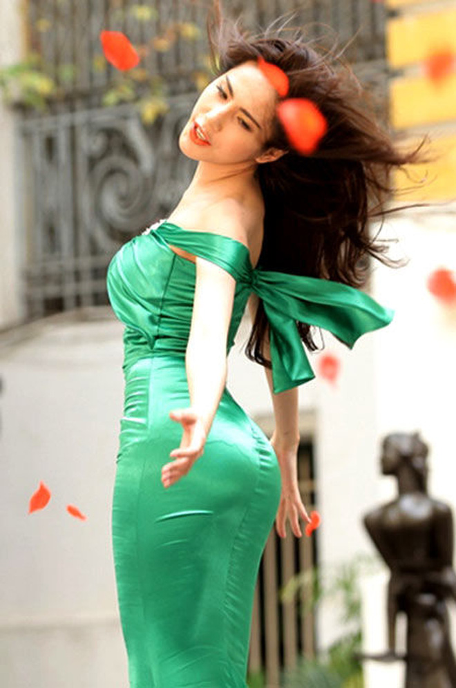 Người đẹp Việt nên học cách mặc quần độn mông để vòng 3 không... uốn lượn cung mây thế này - Ảnh 3.