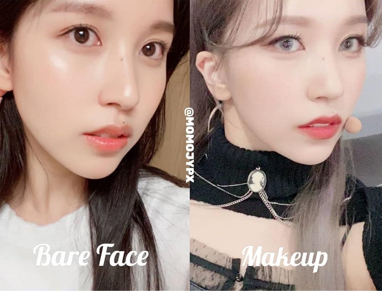 Twice mặt mộc Twice khi rũ bỏ lớp son phấn: Tzuyu kém sắc hẳn, Sana xinh mê nhưng vẫn lộ khuyết điểm - Ảnh 7.