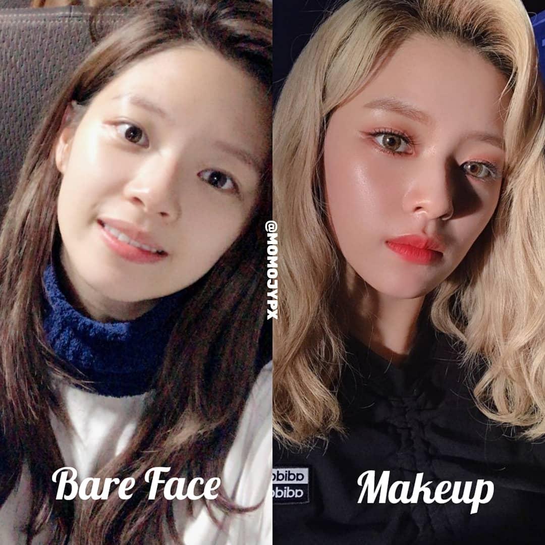 Twice mặt mộc Twice khi rũ bỏ lớp son phấn: Tzuyu kém sắc hẳn, Sana xinh mê nhưng vẫn lộ khuyết điểm - Ảnh 8.