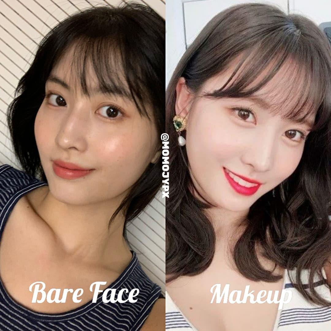 Twice mặt mộc Twice khi rũ bỏ lớp son phấn: Tzuyu kém sắc hẳn, Sana xinh mê nhưng vẫn lộ khuyết điểm - Ảnh 4.