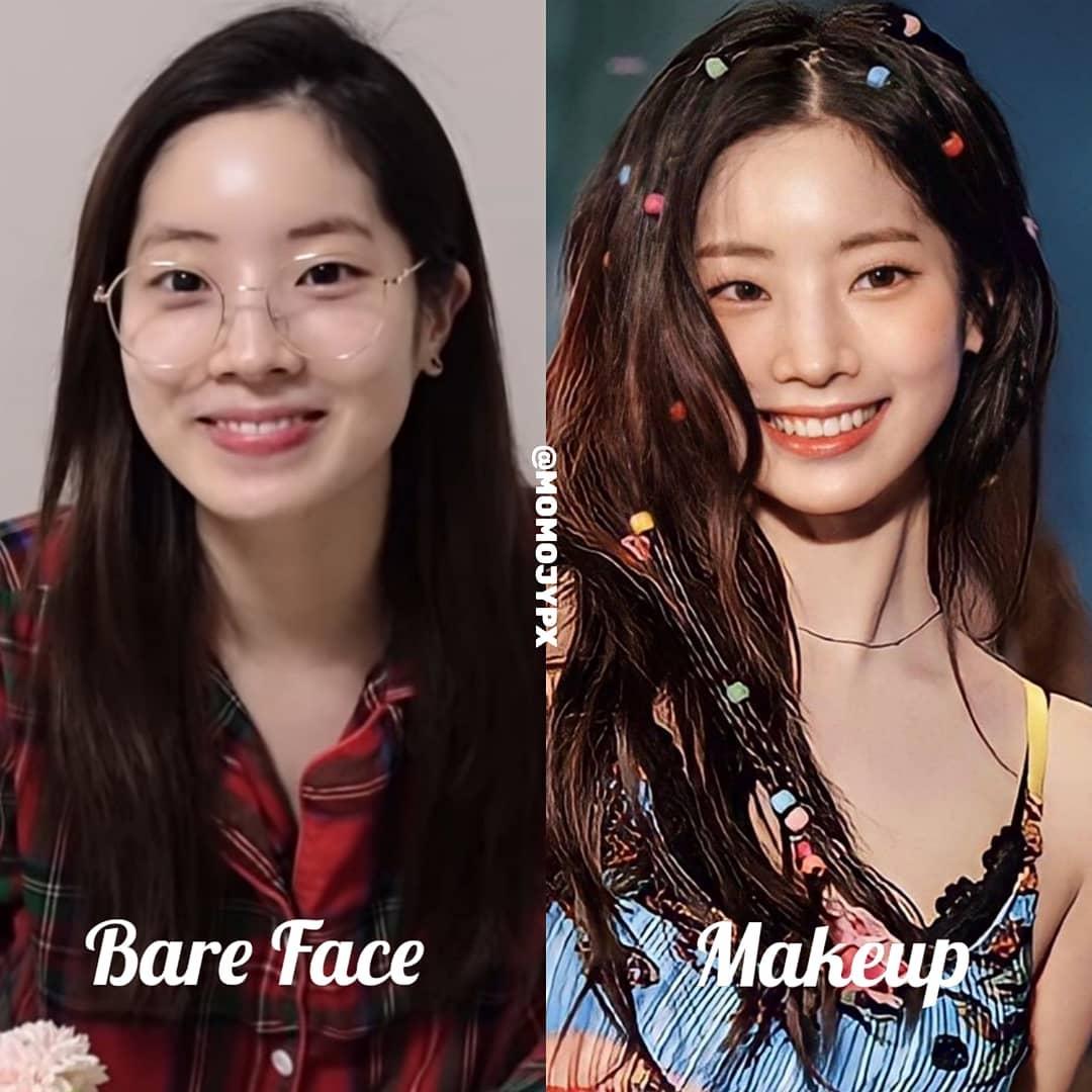Twice mặt mộc Twice khi rũ bỏ lớp son phấn: Tzuyu kém sắc hẳn, Sana xinh mê nhưng vẫn lộ khuyết điểm - Ảnh 5.