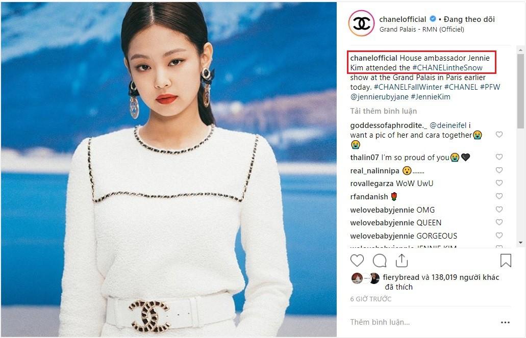 """Từng bị mỉa mai vì danh """"Chanel sống"""" nhưng nay Jennie khiến antifan cũng phải """"ghen tị đỏ mắt"""" - Ảnh 7."""