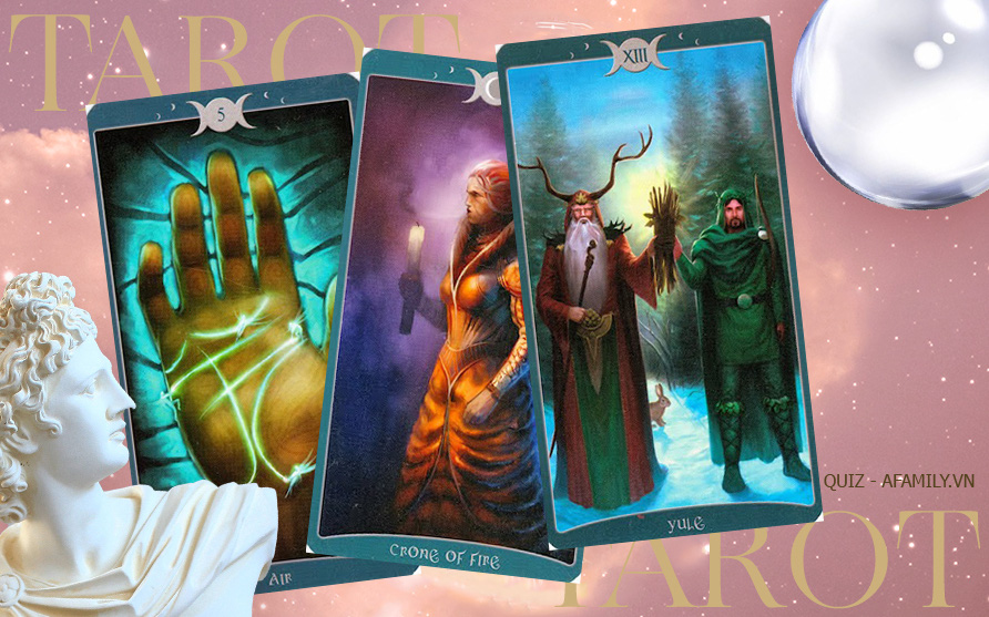 Chọn ngay một lá bài Tarot: Mối quan hệ hiện tại của bạn sẽ đi tới đâu, đơm hoa kết trái hay đường ai nấy đi?