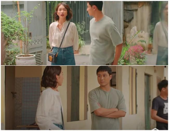 Khả Ngân style trong phim Khả Ngân style trong phim có loạt cách diện áo trắng vừa đẹp vừa sang để nàng công sở copy theo - Ảnh 5.